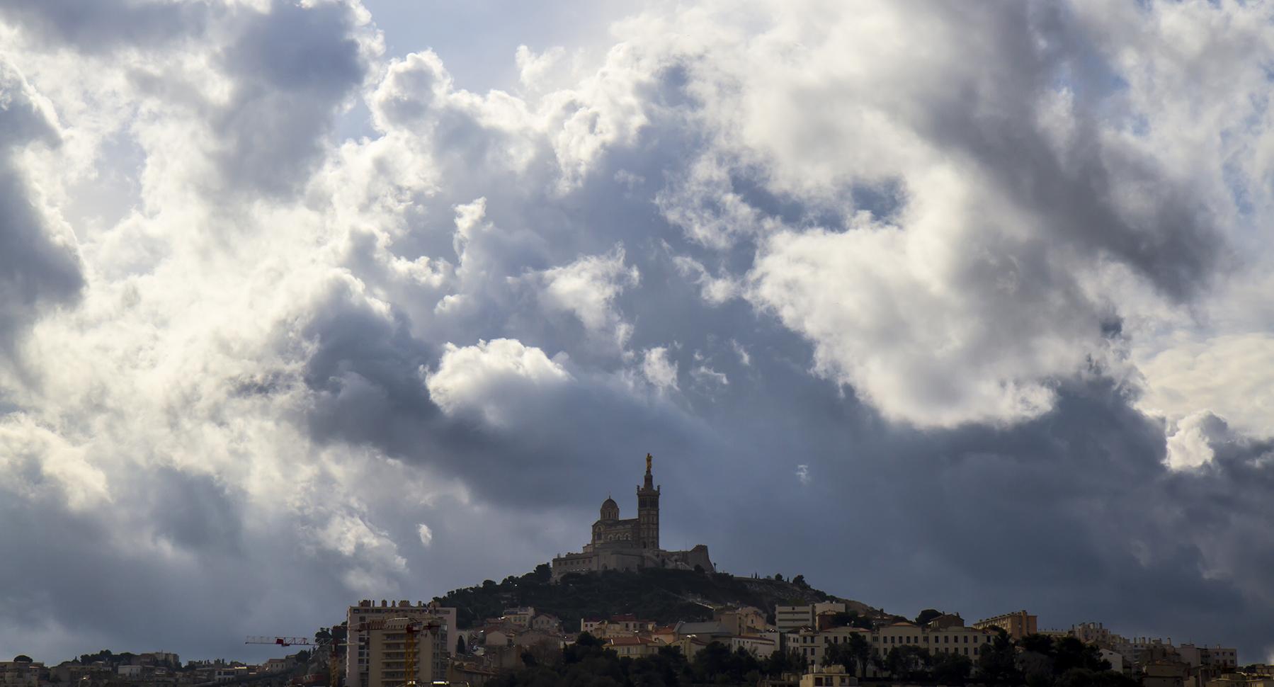 Notre Dame de la Garde [PHOTO © Laurence FILLON]