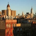 Lumière du matin sur Manhattan [Photographie © Laurence FILLON]