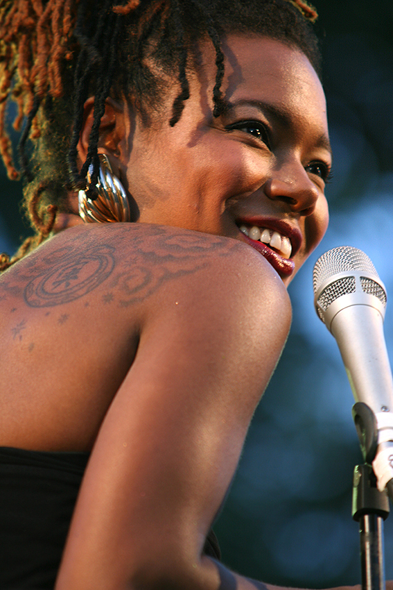 China Moses - Festival Jazz des Cinq Continents de Marseille [PHOTO © Laurence FILLON]